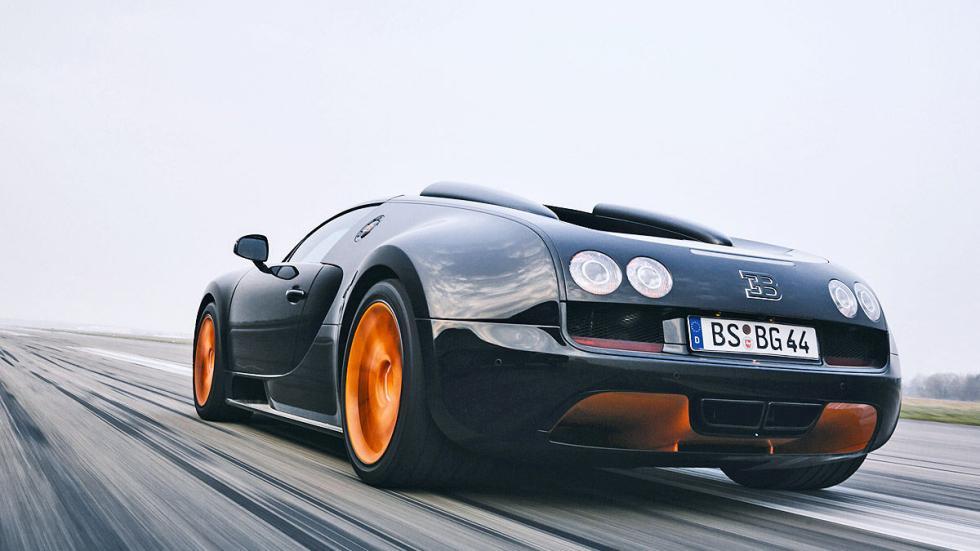 Prueba: Bugatti Veyron 16.4 Grand Sport Vitesse zaga