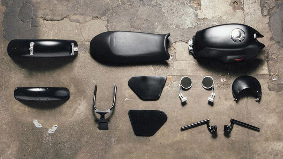 Componentes Garage Moto Guzzi