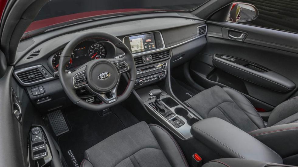 Kia Optima 2015 interior