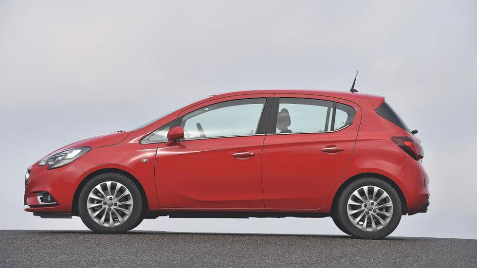 Opel Corsa 2015 lateral