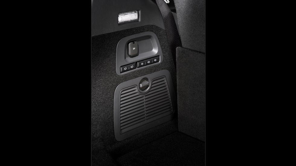 El Ford Galaxy más tecnológico - botones