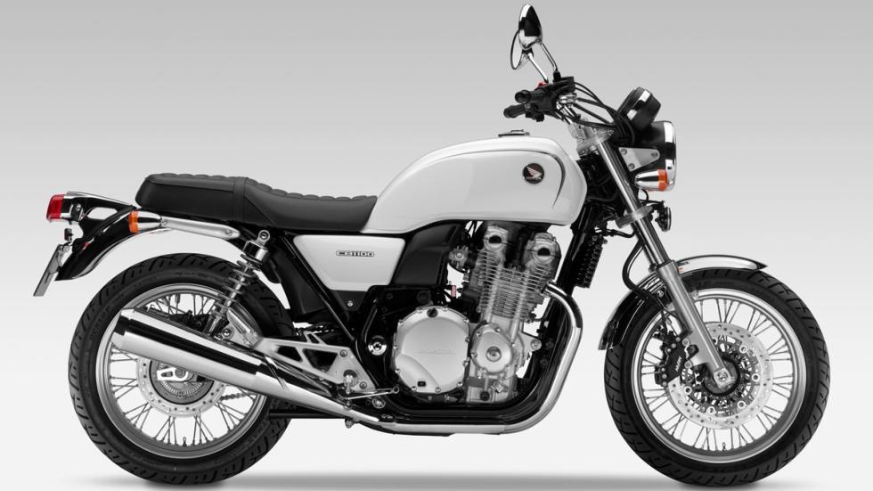 Nueva instrumentación vintage para la Honda CB1100 EX de 2015