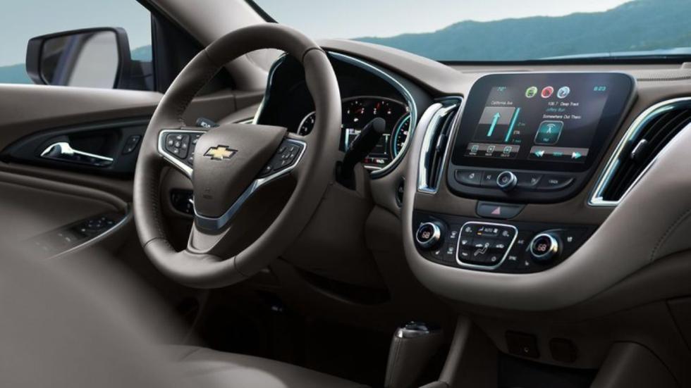 Nuevo Chevrolet Volt 2016