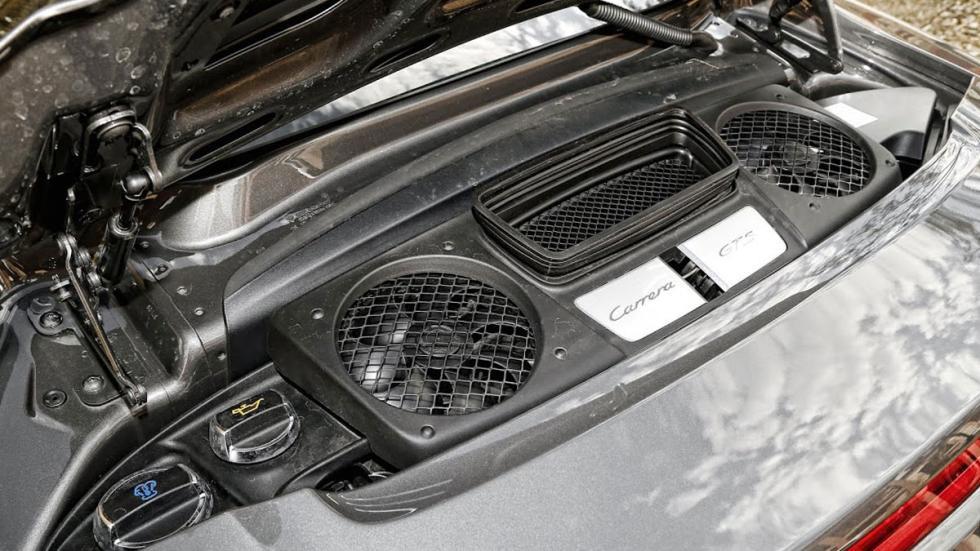 Porsche 911 4GTS motor