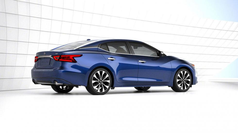 Nissan Maxima 2016 lateral