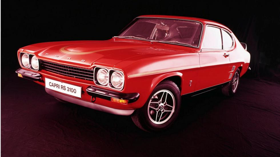 Ford Capri RS3100