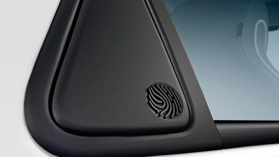 Renault Zoe detalle diseño