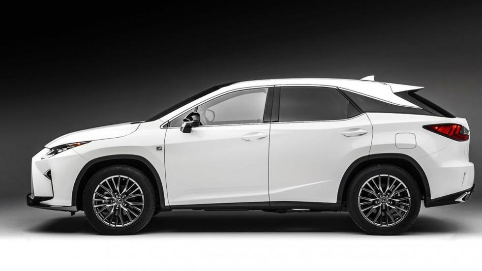 Lexus RX 2016 lateral