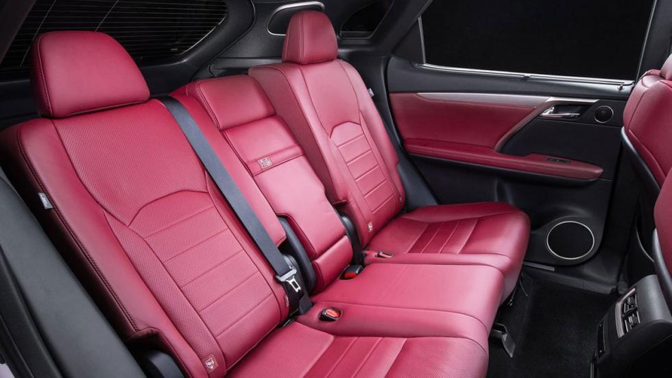 Lexus RX 2016 interior