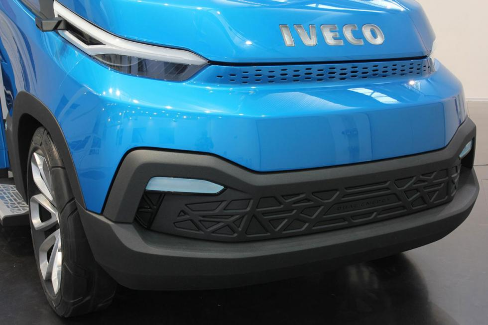Frontal Iveco Vision