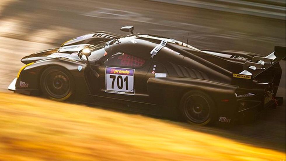 SCG003 Nürburgring dinamica