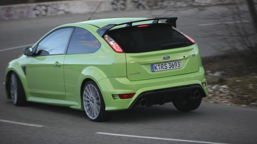 Ford Focus RS 306 CV