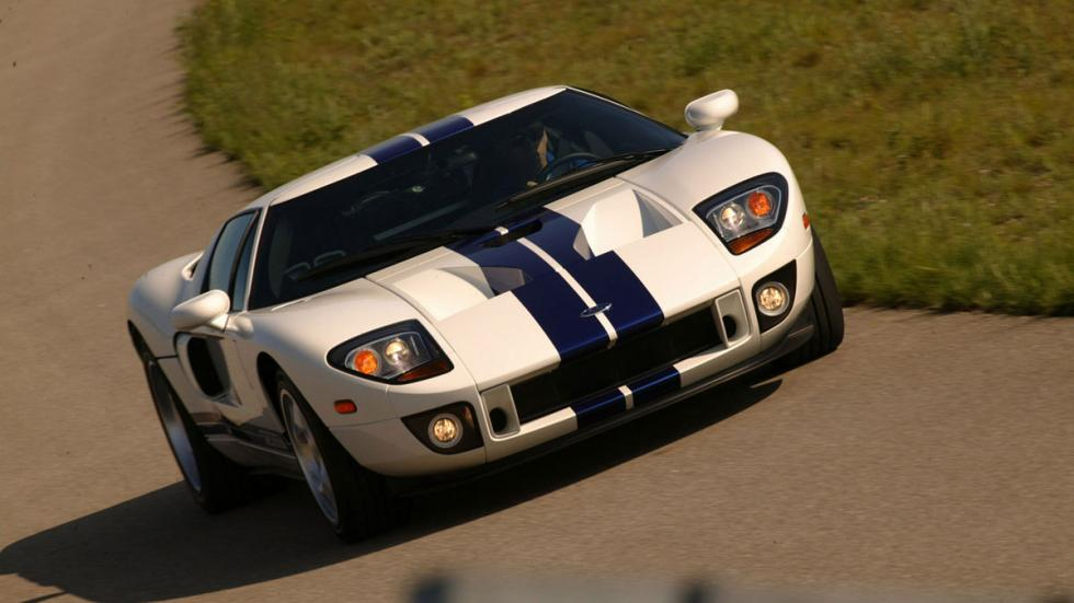 coches fast furious 4 ford gt