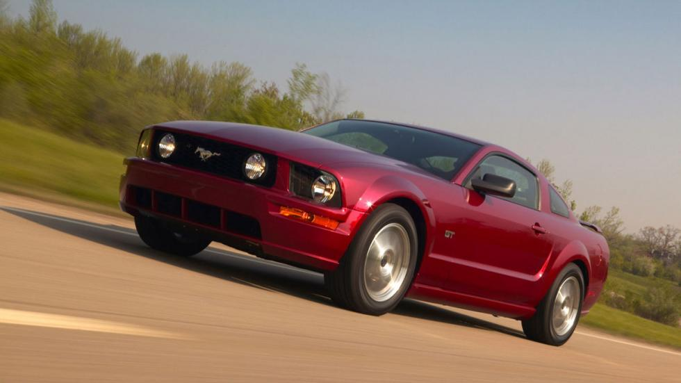 coches fast furious 4 mustang