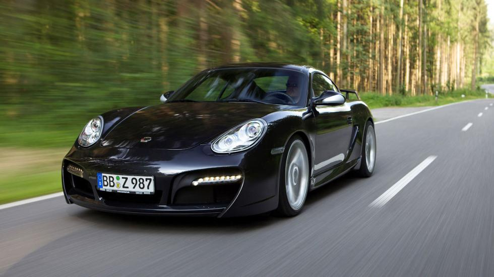 coches fast furious 4 cayman techart