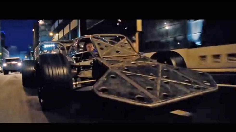 fast furious 6 coches f1