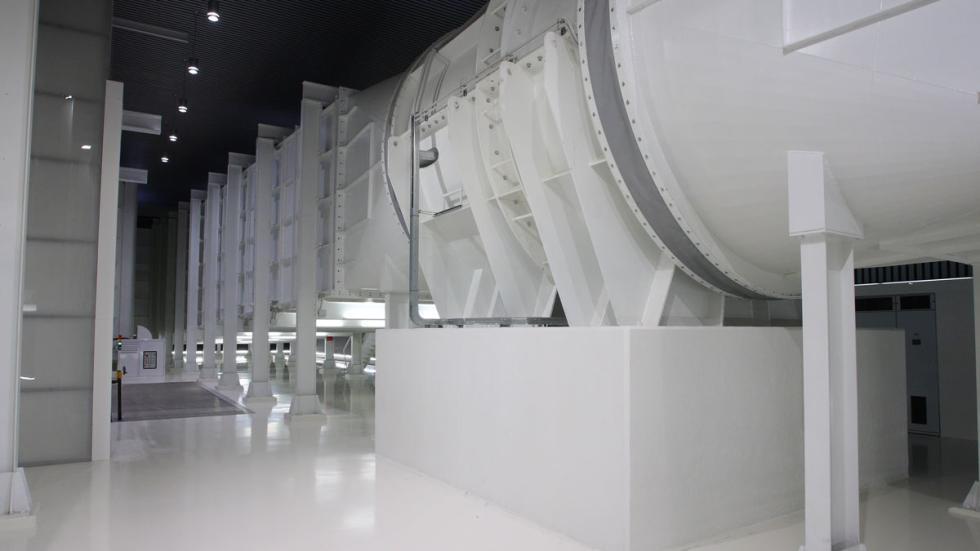 túnel de viento espilon