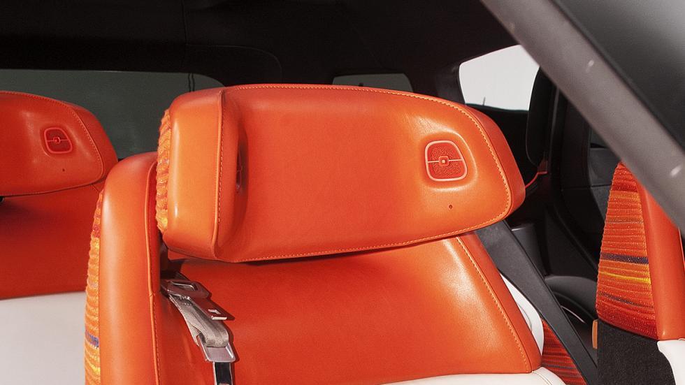 Citroën AirCross Concept prototipo interior detalle respaldos