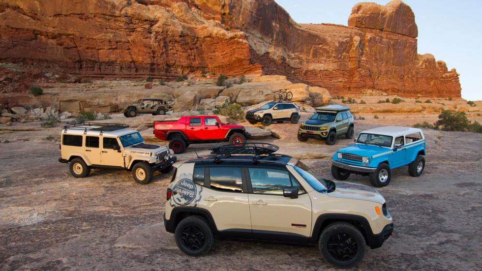 Easter Jeep Safari concept 2015 general
