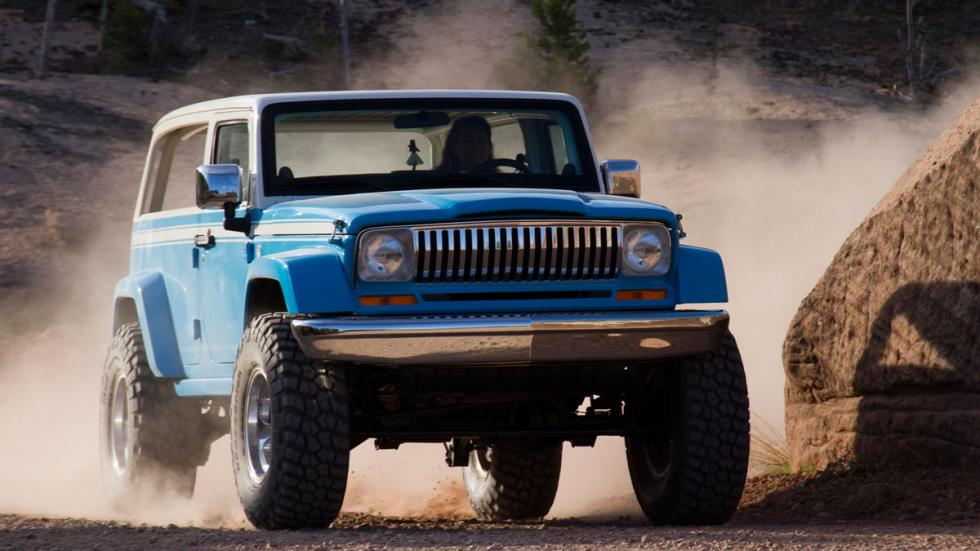 Jeep Chief delantera