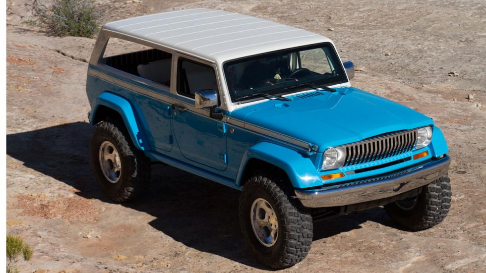 Jeep Chief delantera 2
