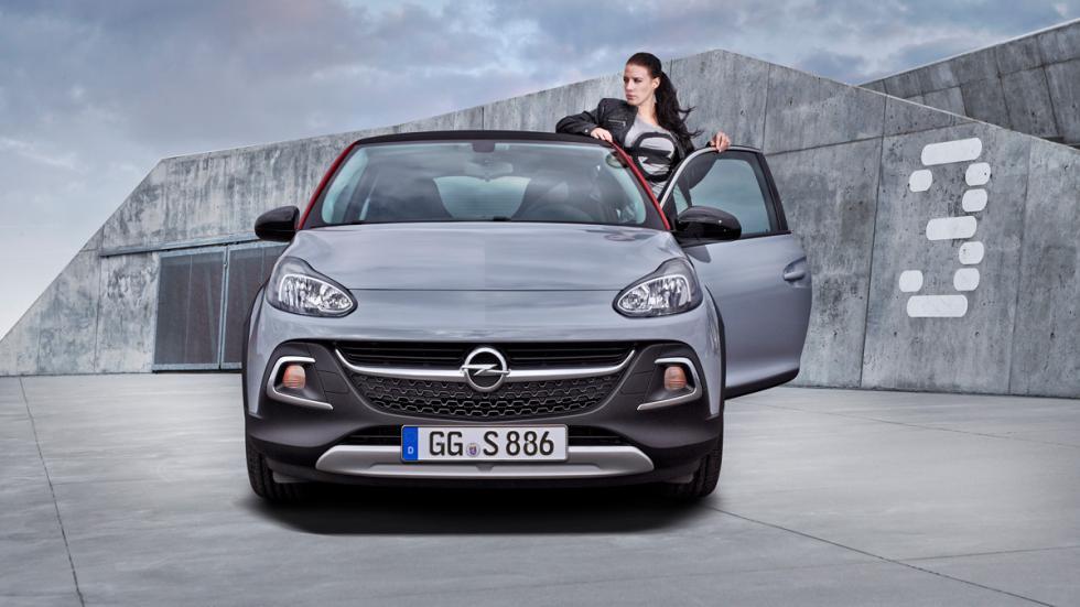 Opel Adam Rocks S frontal