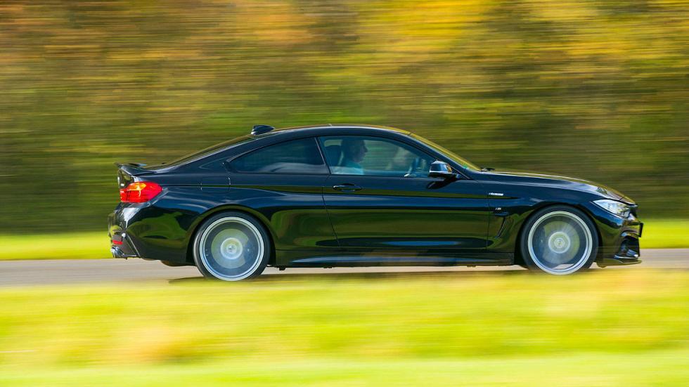 BMW 435i xDrive de Hamann lateral