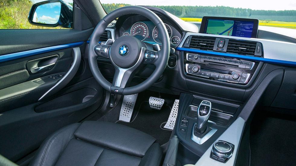 BMW 435i xDrive de Hamann interior
