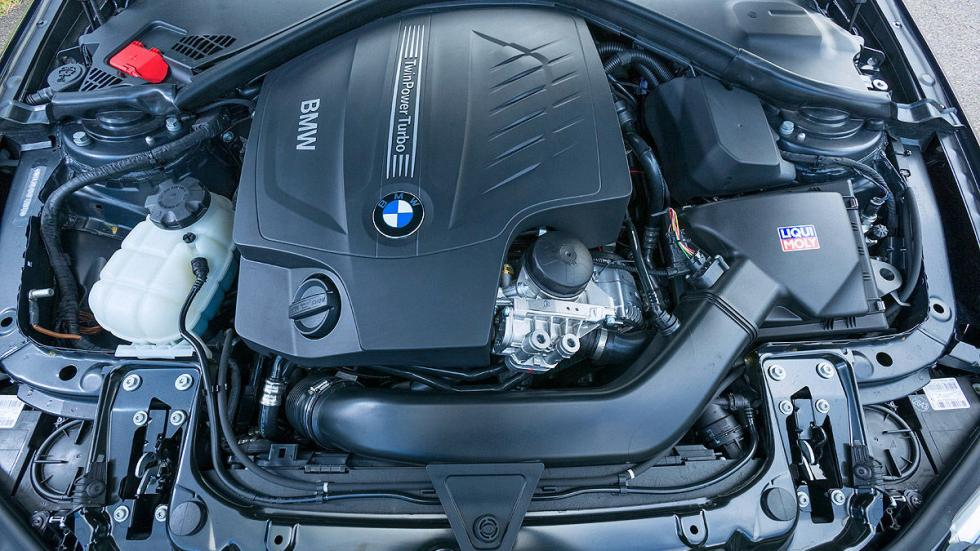 BMW 435i xDrive de Hamann motor