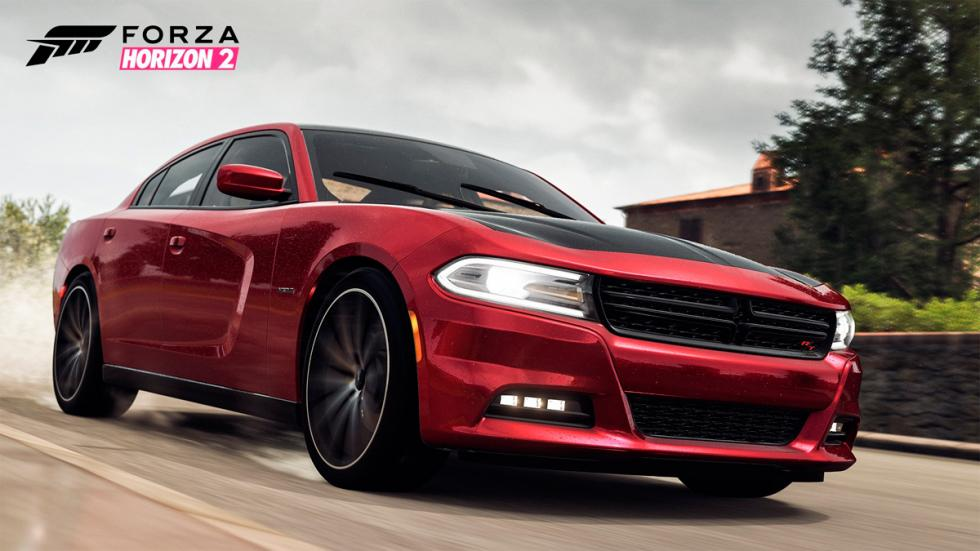 Forza Horizon 2 Furious 7 Car Pack - Dodge Charger 2015