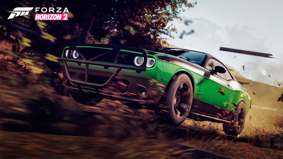 Forza Horizon 2 Furious 7 Car Pack - Dodge Challenger 2015