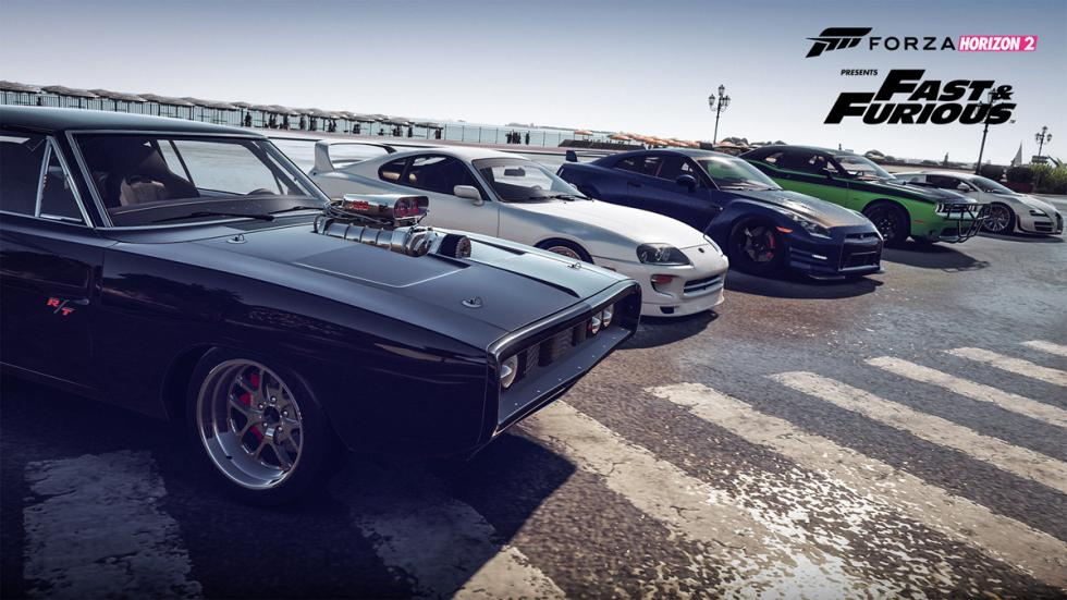 Forza Horizon 2 Furious 7 Car Pack -  los coches