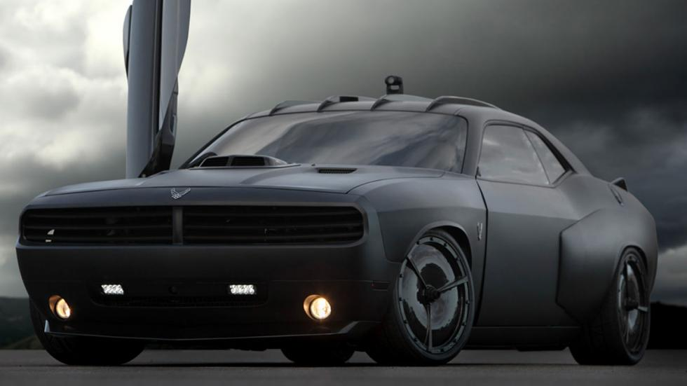 Dodge Hellcat Air Force