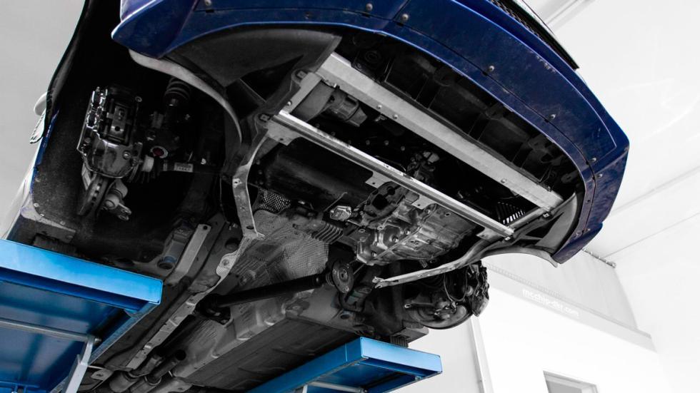 Audi TT RS mmchip-dkr bajos