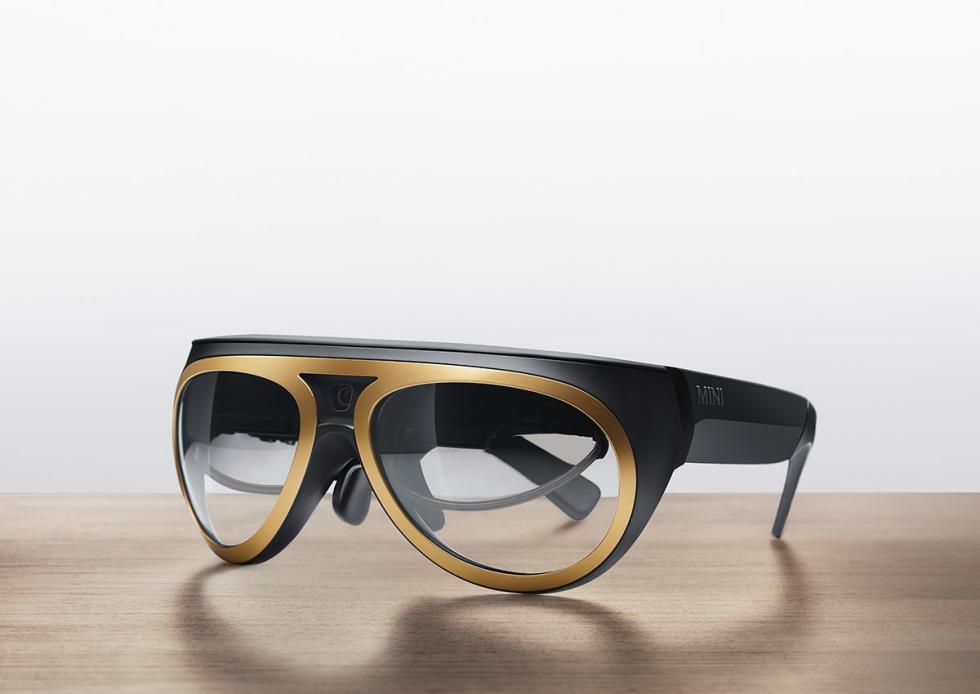 Imagen de las gafas Mini Augmented Vision