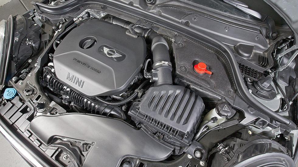 Mini Cooper S circuito motor