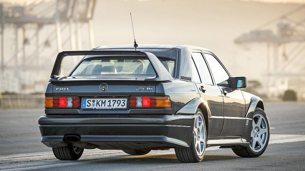 Mercedes 190 E 2.5-16 Evolution II  trasera