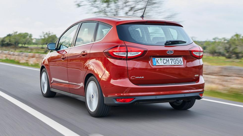 Ford C-Max 2015 trasera