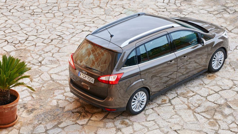 zaga Ford C-Max 2015
