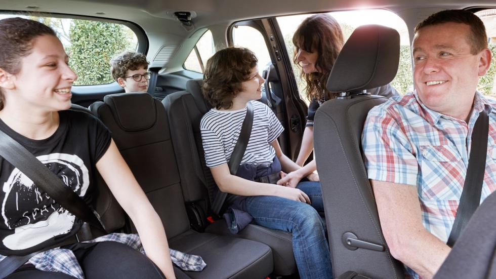 interior ford gran c-max 2015