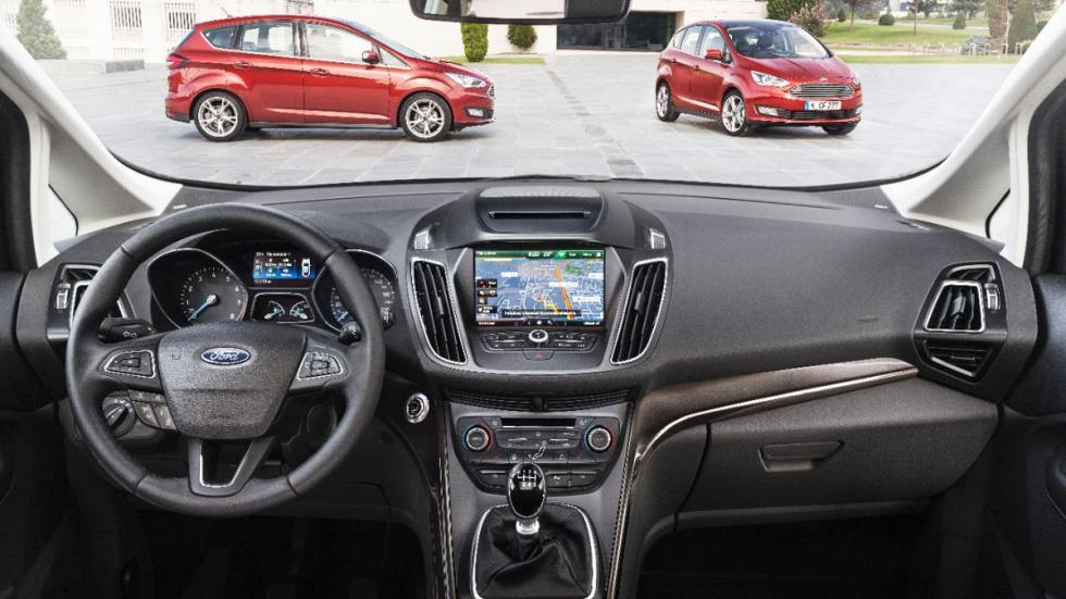 habitáculo Ford C-max 2015