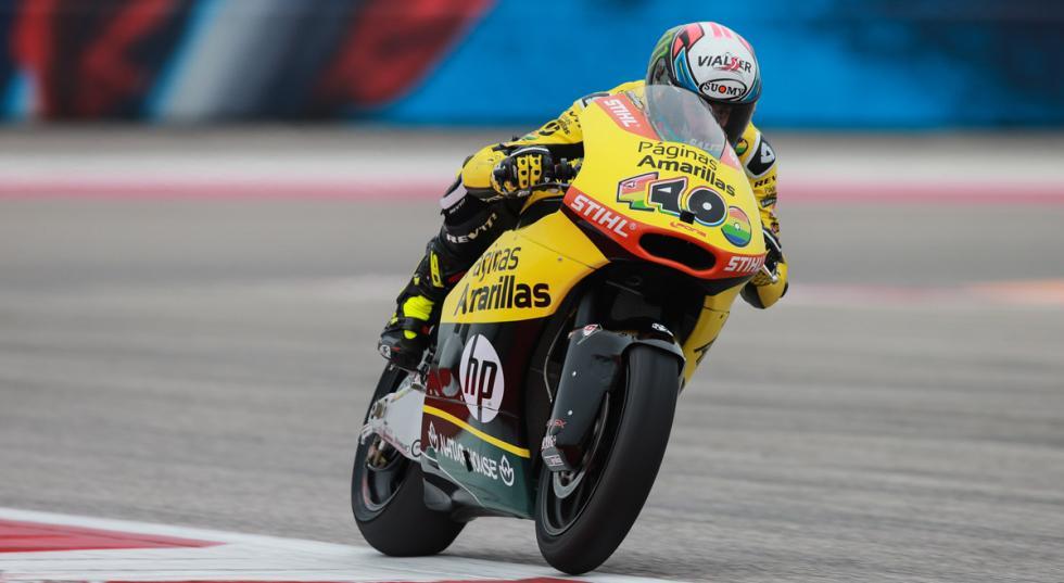 Carrera MotoGP GP de Las Américas 2015: Márquez responde -- Motos -- Autobild.es