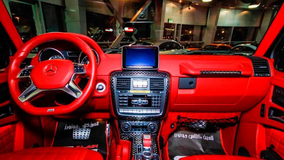Mercedes G65 AMG Brabus volante