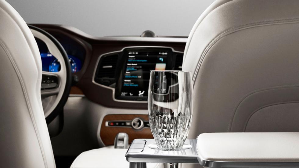 Volvo XC90 Excellence detalle