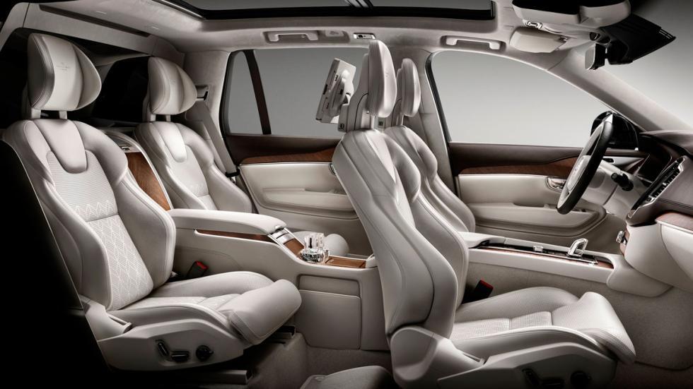 Volvo XC90 Excellence interior 4