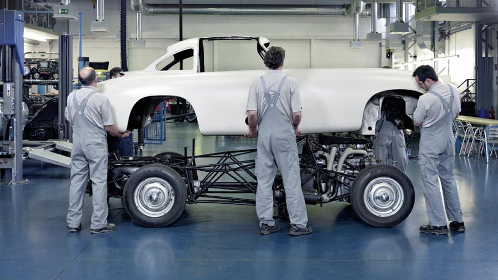 mejores-mercedes-historia-300sl-fabrica