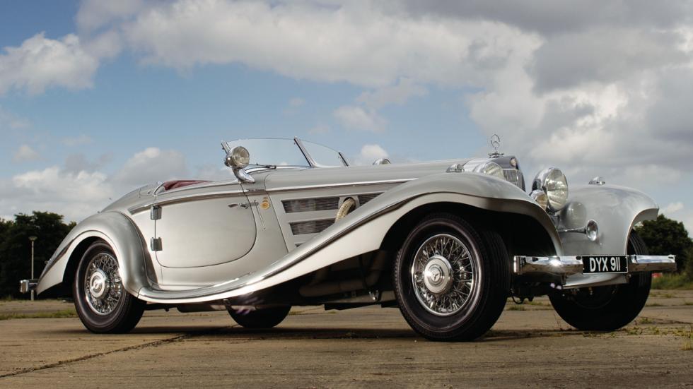 mejores-mercedes-historia-540k-cabrio