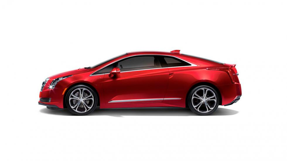 Cadillac ELR 2016 lateral