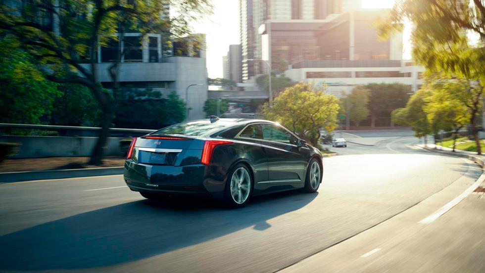 Cadillac ELR 2016 dinamica