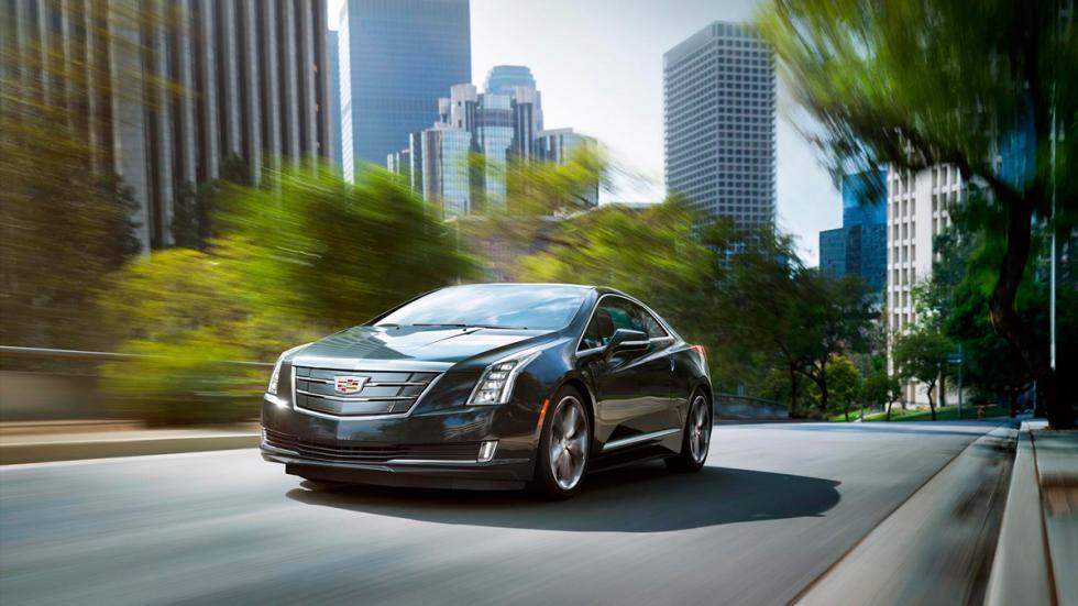 Cadillac ELR 2016 frontal